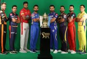 IPL 2018 captains