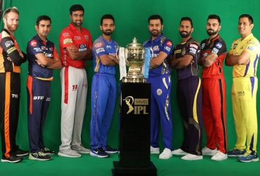 IPL 2018 captains