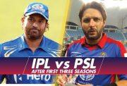 IPL-v-PSL