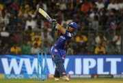 Ishan Kishan of the Mumbai Indians
