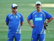 Mark Waugh and Jason Gillespie