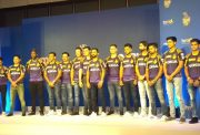 KKR jersey launch