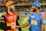 Kane Williamson & Ajinkya Rahane
