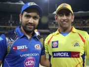 MS Dhoni & Rohit Sharma IPL