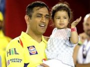MS Dhoni & Ziva Dhoni, Cricket in 2018