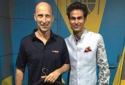 Mohammad Kaif and Nasser Hussain