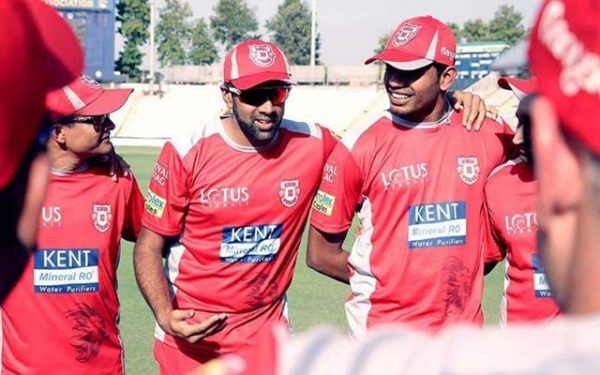 Ravi Ashwin Kings XI Punjab