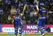 Rohit Sharma & Evin Lewis