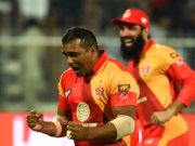 Samit Patel of Islamabad United