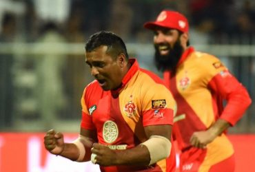 Samit Patel of Islamabad United