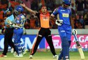 Siddarth Kaul in the IPL