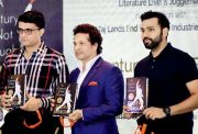 Sourav Ganguly's book launch
