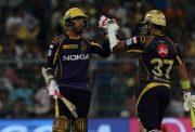 Sunil Narine & Robin Uthappa