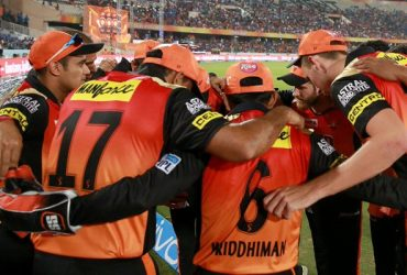 Sunrisers Hyderabad team