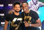Suresh Raina & Dwayne Bravo