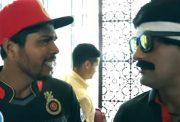 Umesh Yadav and Mr Nags