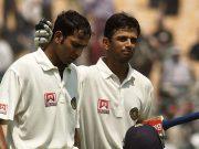 VVS Laxman and Rahul Dravid, Indian openers