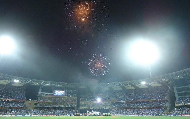 Wankhede Stadium, Mumbai in the IPL