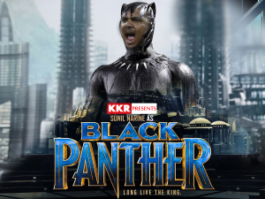 sunil-narine-as-the-black-panther