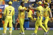 Chennai Super Kings Dwayne Bravo