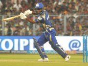 Evin Lewis IPL