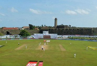 Galle pitch