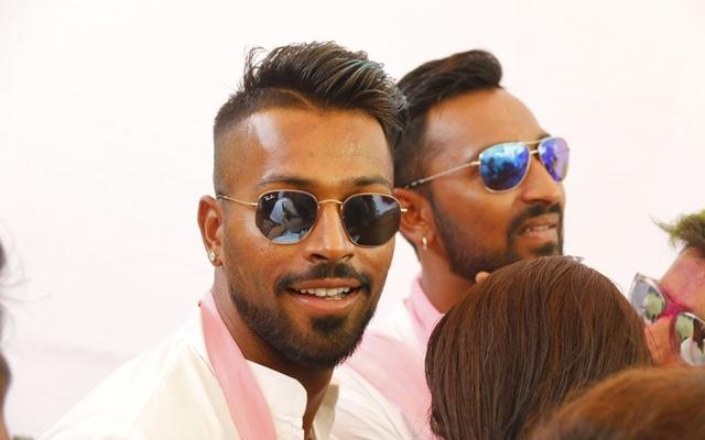 Hardik Pandya & Krunal Pandya