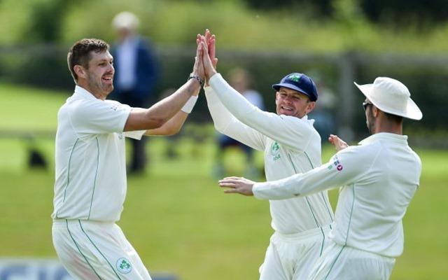 Ireland team William Porterfield