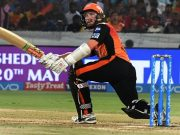 Kane Williamson in the IPL