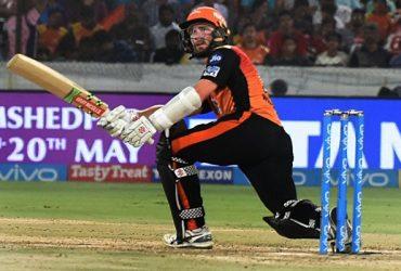 Kane Williamson in the IPL