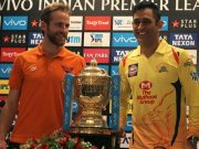 Kane Williamson & MS Dhoni