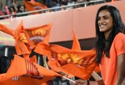PV Sindhu in the IPL