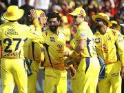 Ravindra Jadeja Chennai Super Kings