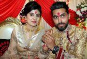 Ravindra Jadeja & Riva Solanki