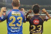 Shane Warne & Kuldeep Yadav