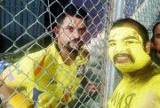 Suresh Raina with a die-hard fan