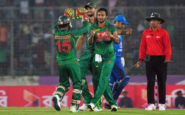 Bangladesh players
