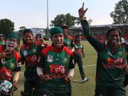 Bangladesh women's team
