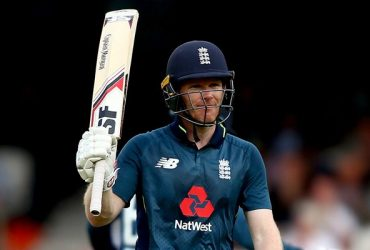Eoin Morgan of England