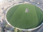 First astro turf cricket stadium in Chaman, Balochistan