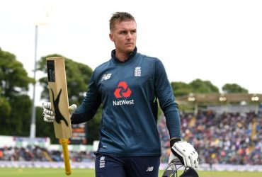 Jason Roy of England