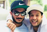 Mayank Agarwal & Axar Patel