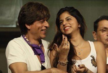 Shah Rukh Khan and his daughter Suhana