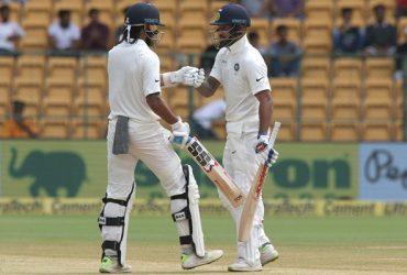 Shikhar Dhawan & Murali Vijay