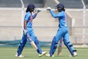 Smriti Mandhana and Harmanpreet Kaur