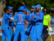 Team India in Ireland