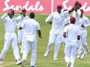 Windies team vs Sri Lanka