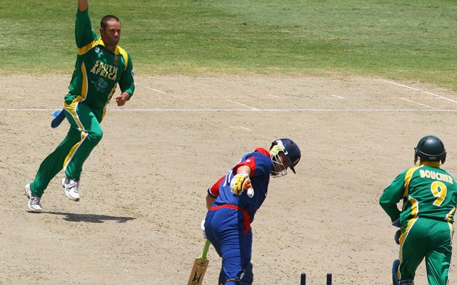 ICC Cricket World Cup Super Eights - South Africa v England