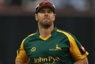 Dan Christian of Nottinghamshire