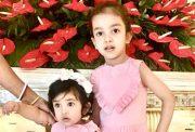 Gautam Gambhir's daughters